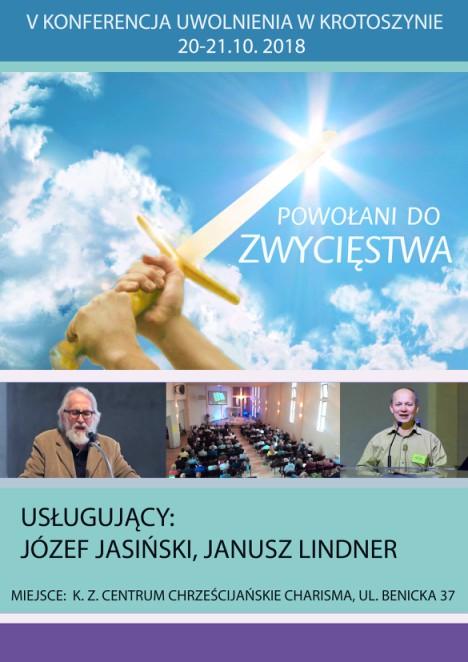 Konferencja uwolnienia - Krotoszyn 2018